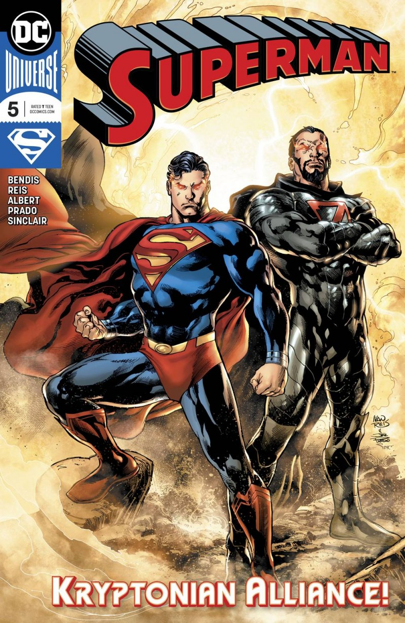 Superman V5 #5 CVR A