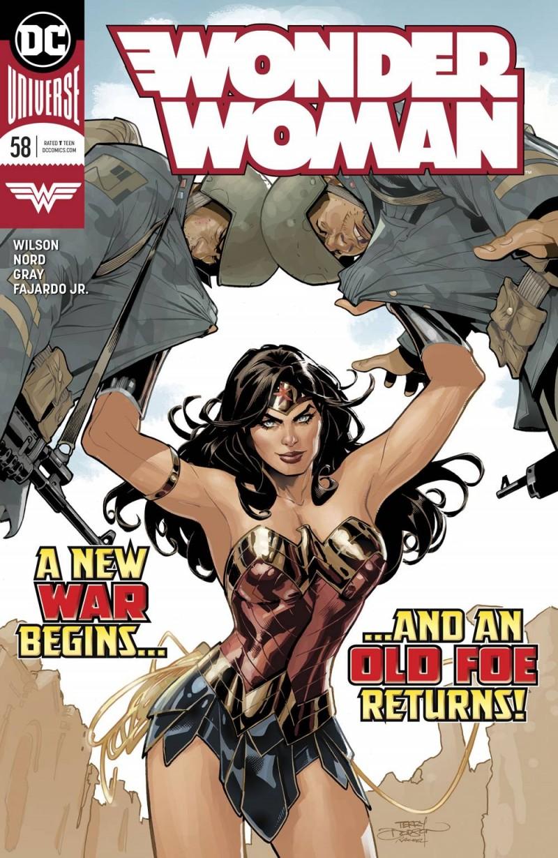 Wonder Woman V5 #58 CVR A