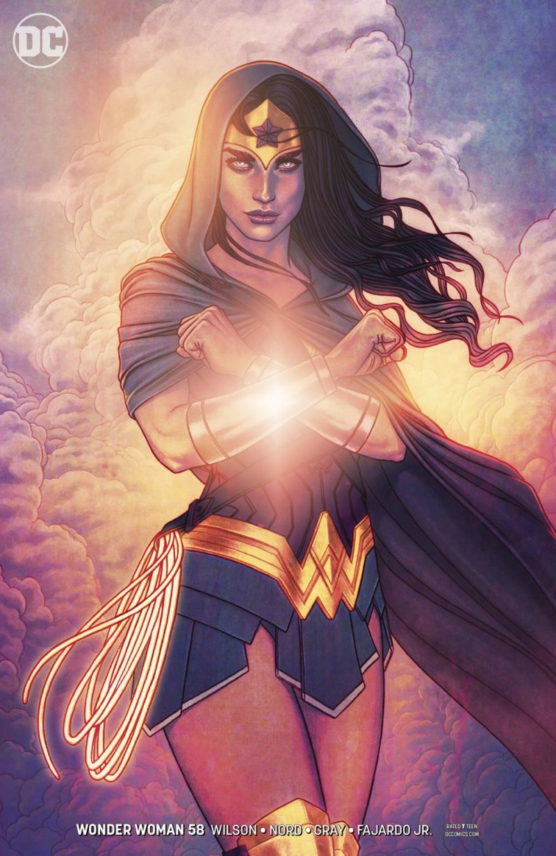 Wonder Woman V5 #58 CVR B