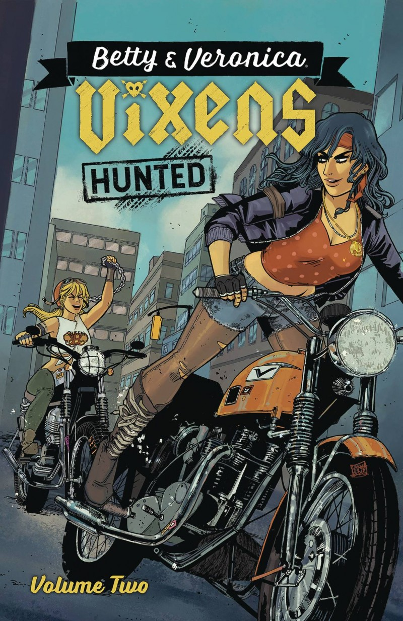 Betty and Veronica Vixens TP V2