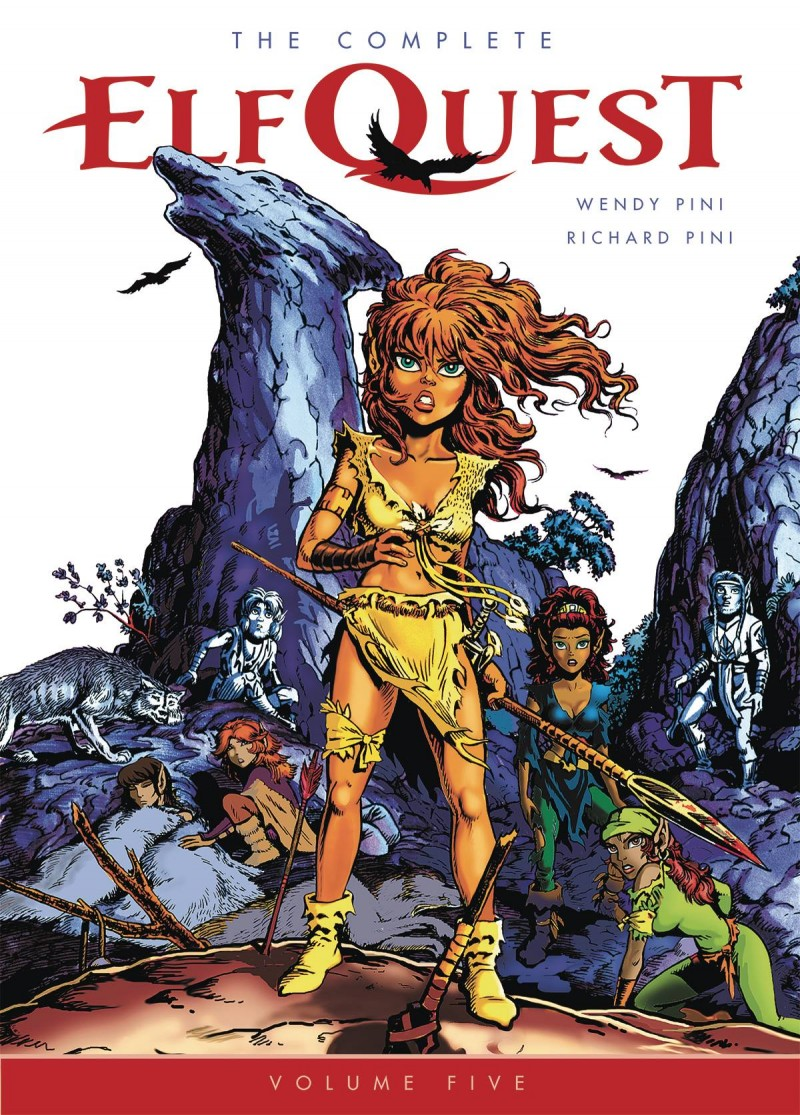 Elfquest TP Complete Elfquest V5