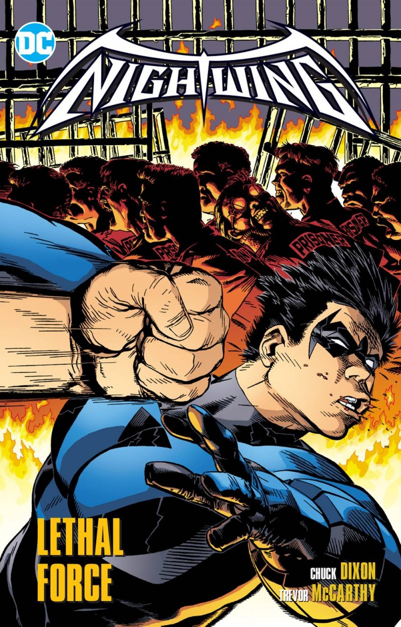 Nightwing TP Classic V8 Lethal Force