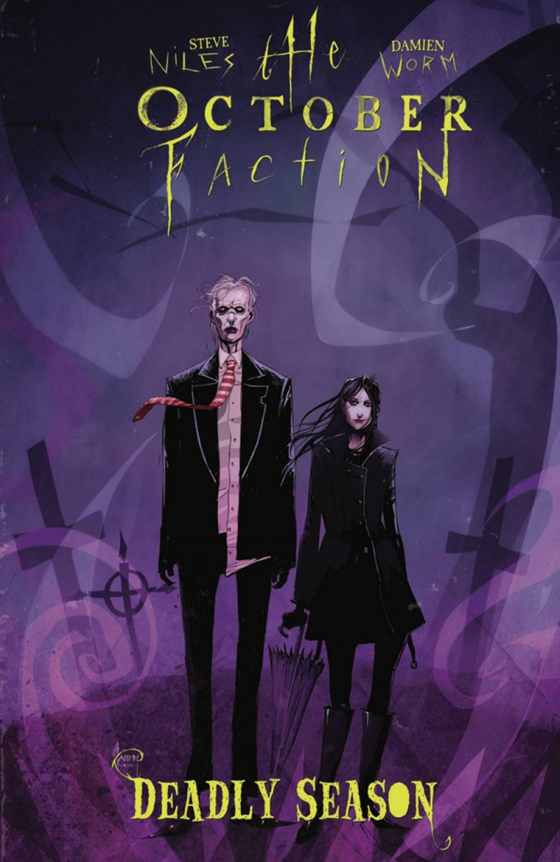 October Faction TP V4 Deadly Season