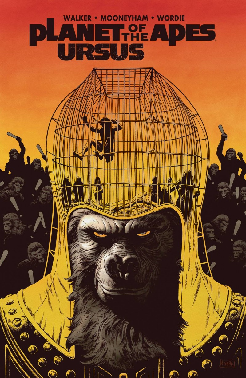 Planet of the Apes TP Ursus