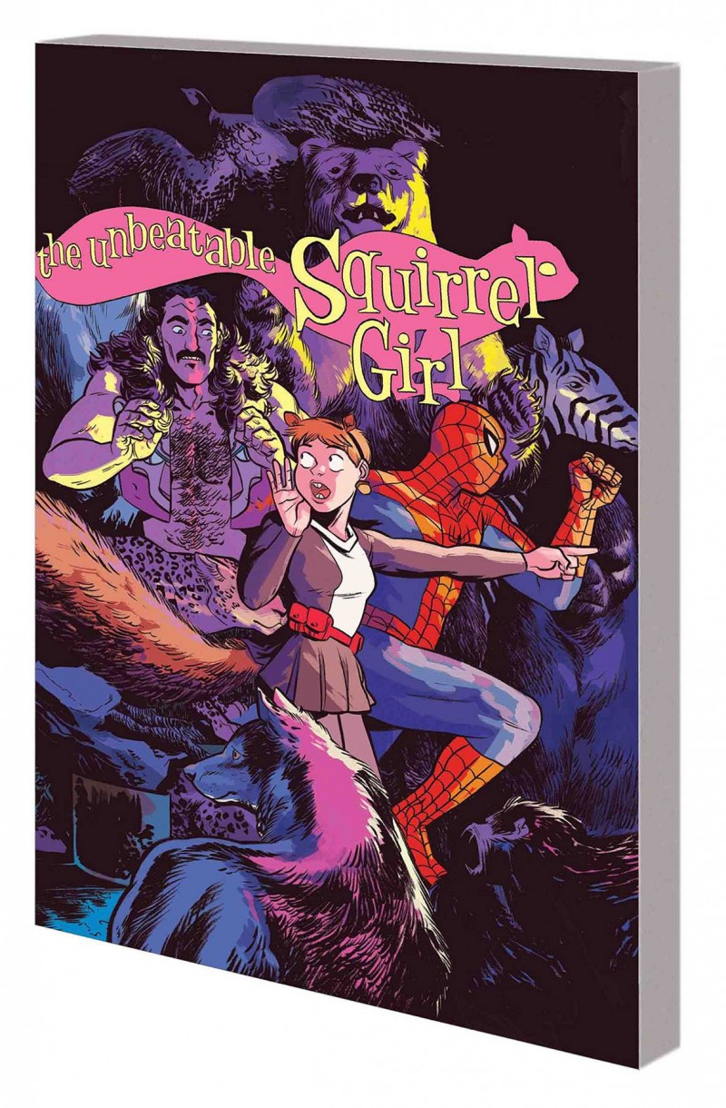 Unbeatable Squirrel Girl TP  Squirrels Fall Like Domin