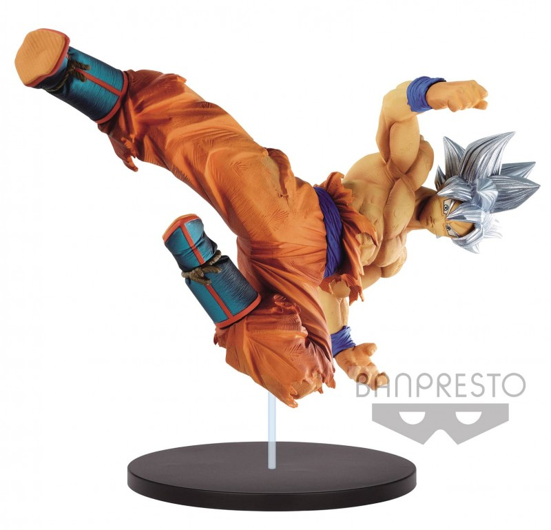 Dragonball Super Figure Son Goku Fes V8 Ultra Instinct