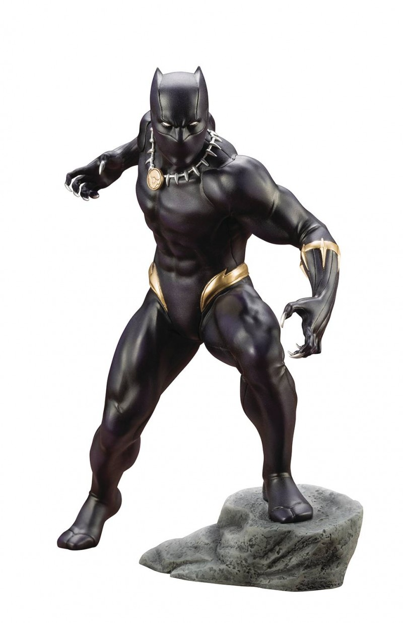 Marvel Universe Artfx Black Panther