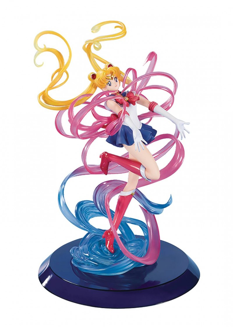 Sailor Moon Crystal Figuarts Zero Chouette Sailor Moon
