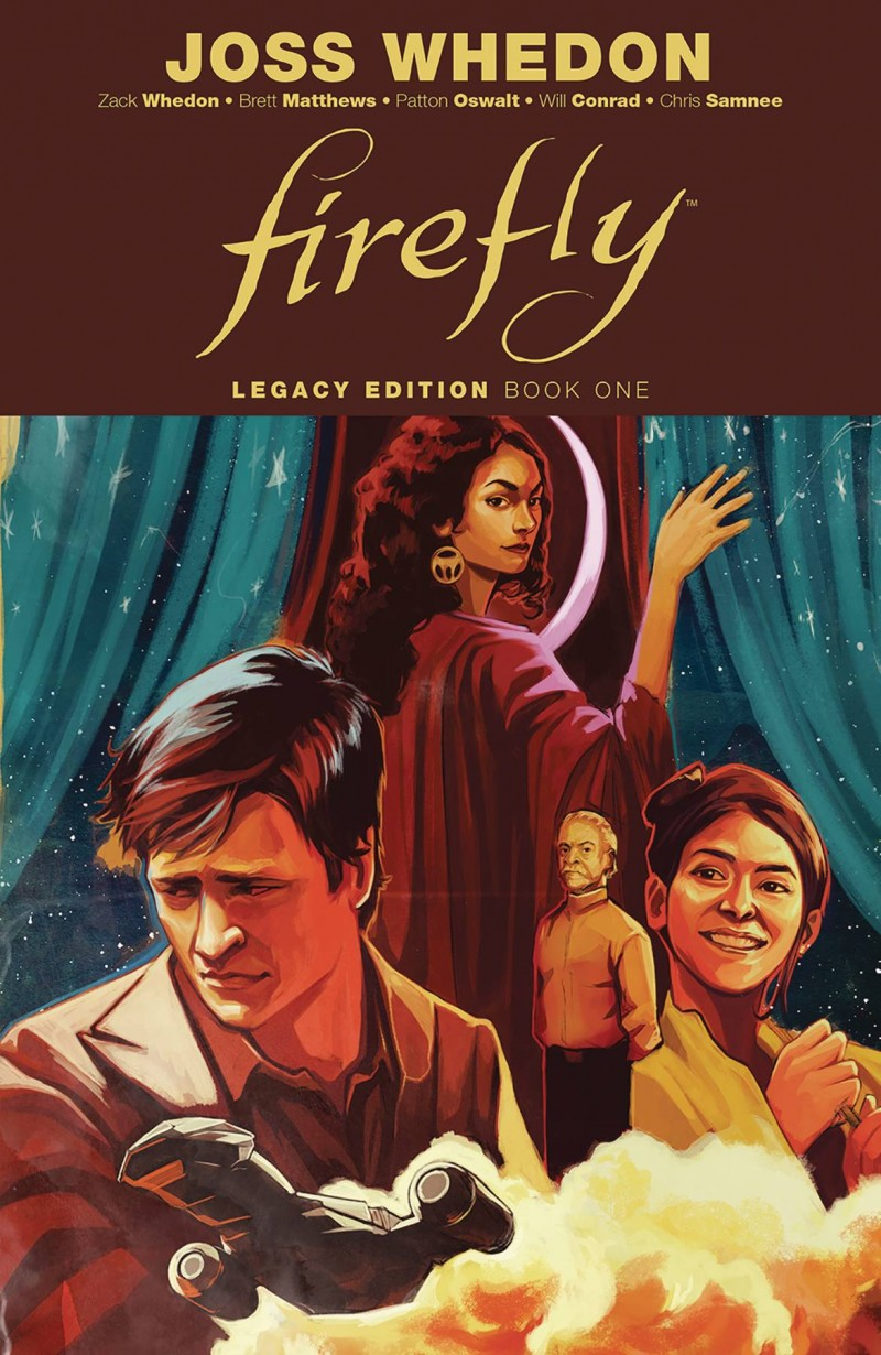 Firefly TP Legacy Edition