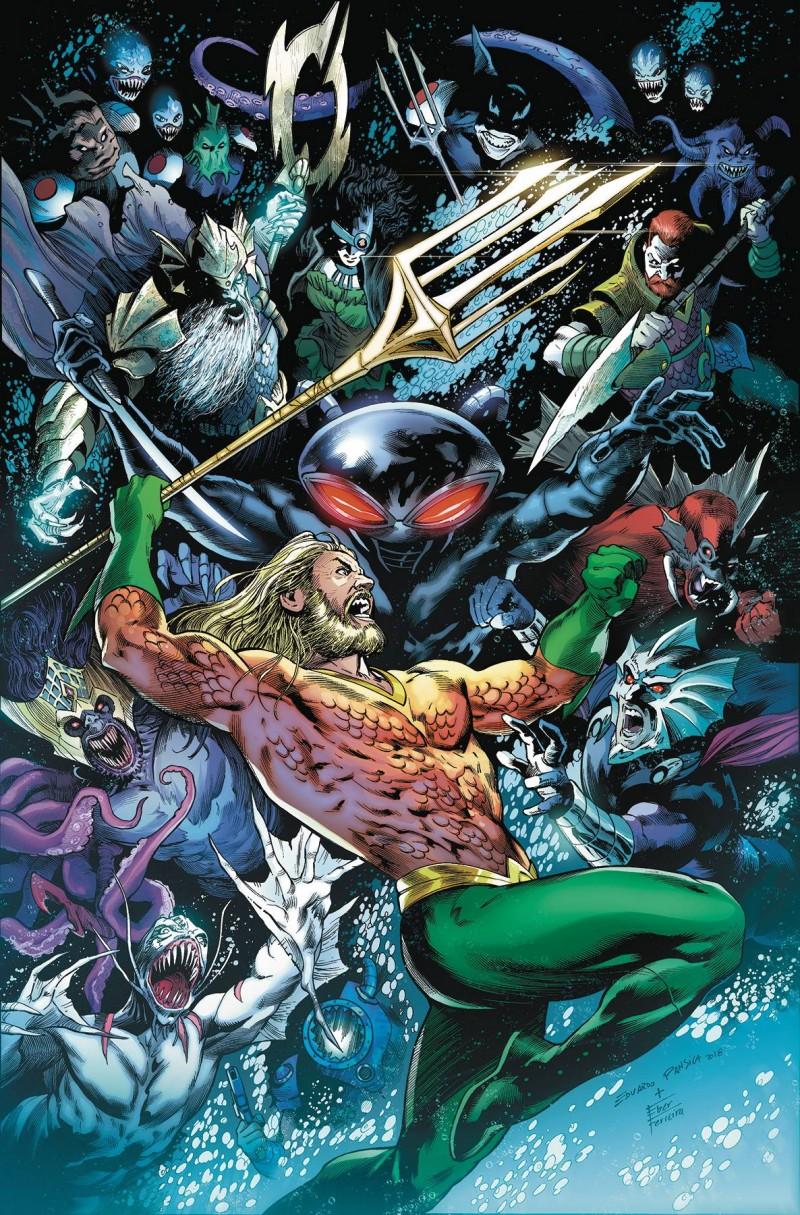 Aquaman V6 #42 CVR A