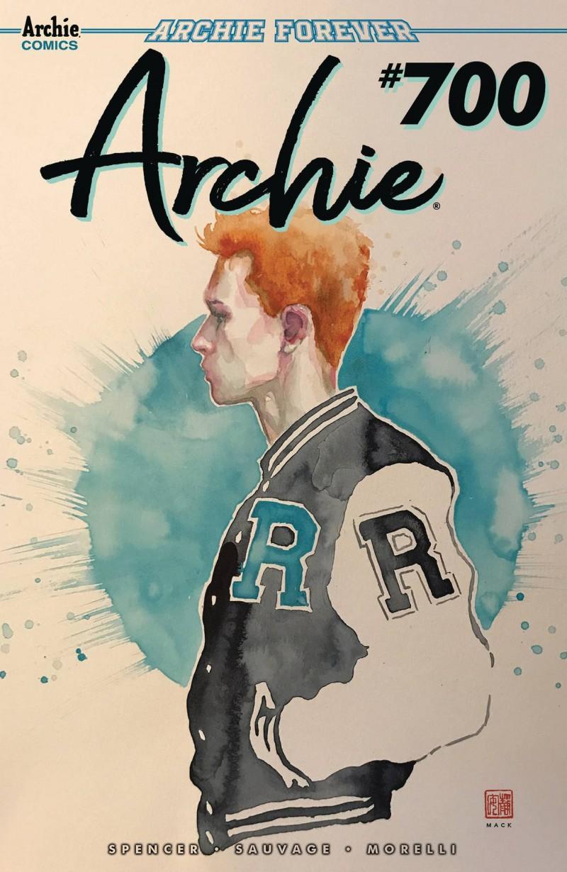 Archie #700 CVR F Mack