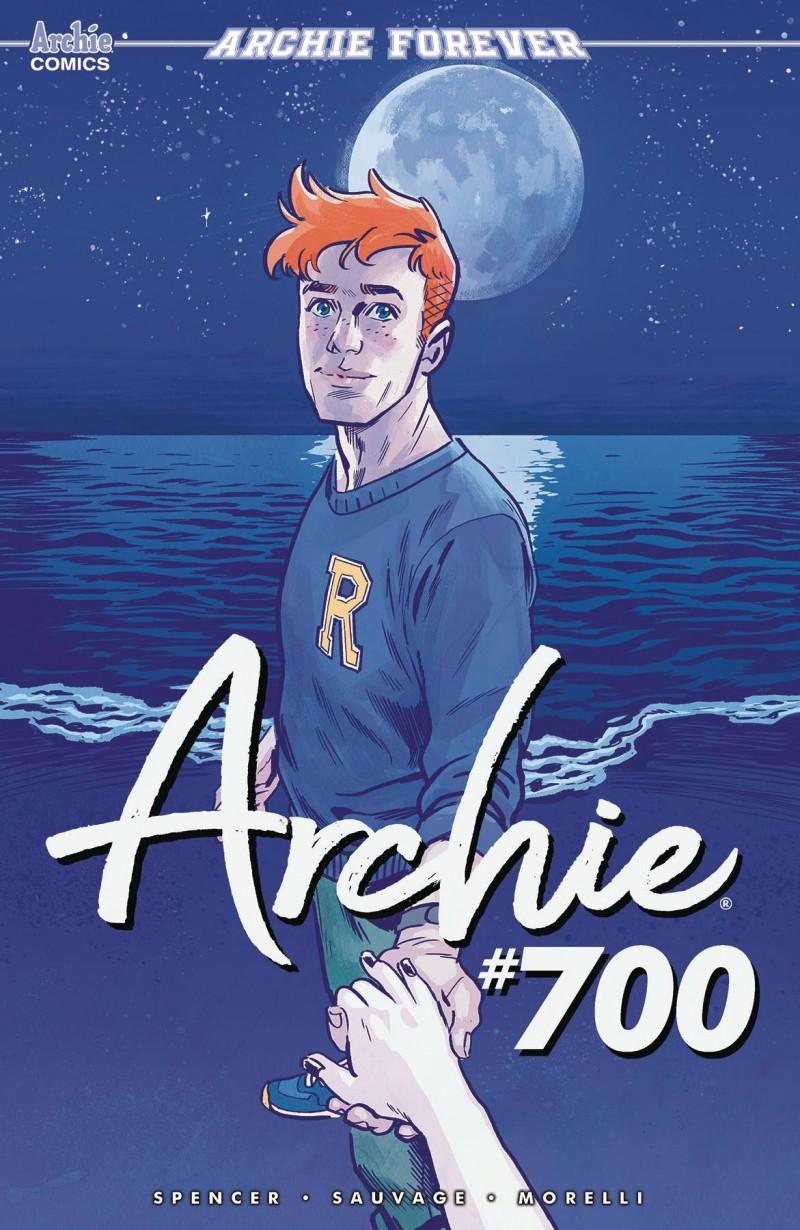 Archie #700 CVR J Walsh
