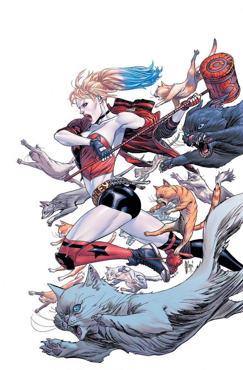 Harley Quinn V3 #54 CVR A