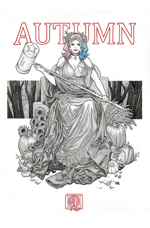 Harley Quinn V3 #54 CVR B