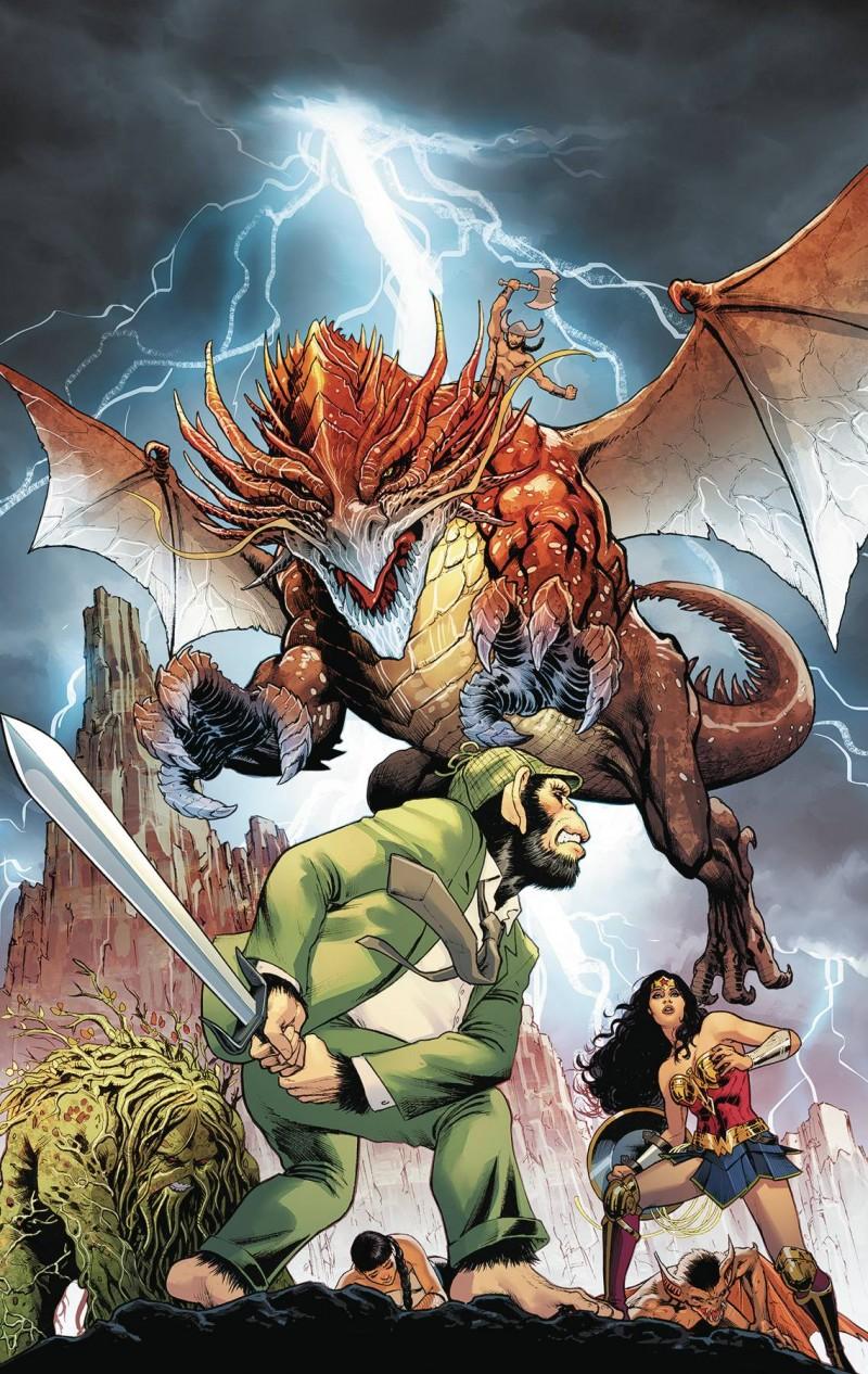 Justice League Dark  #5 CVR A