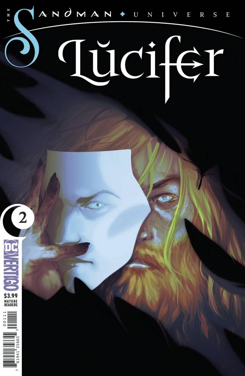 Lucifer V3 #2