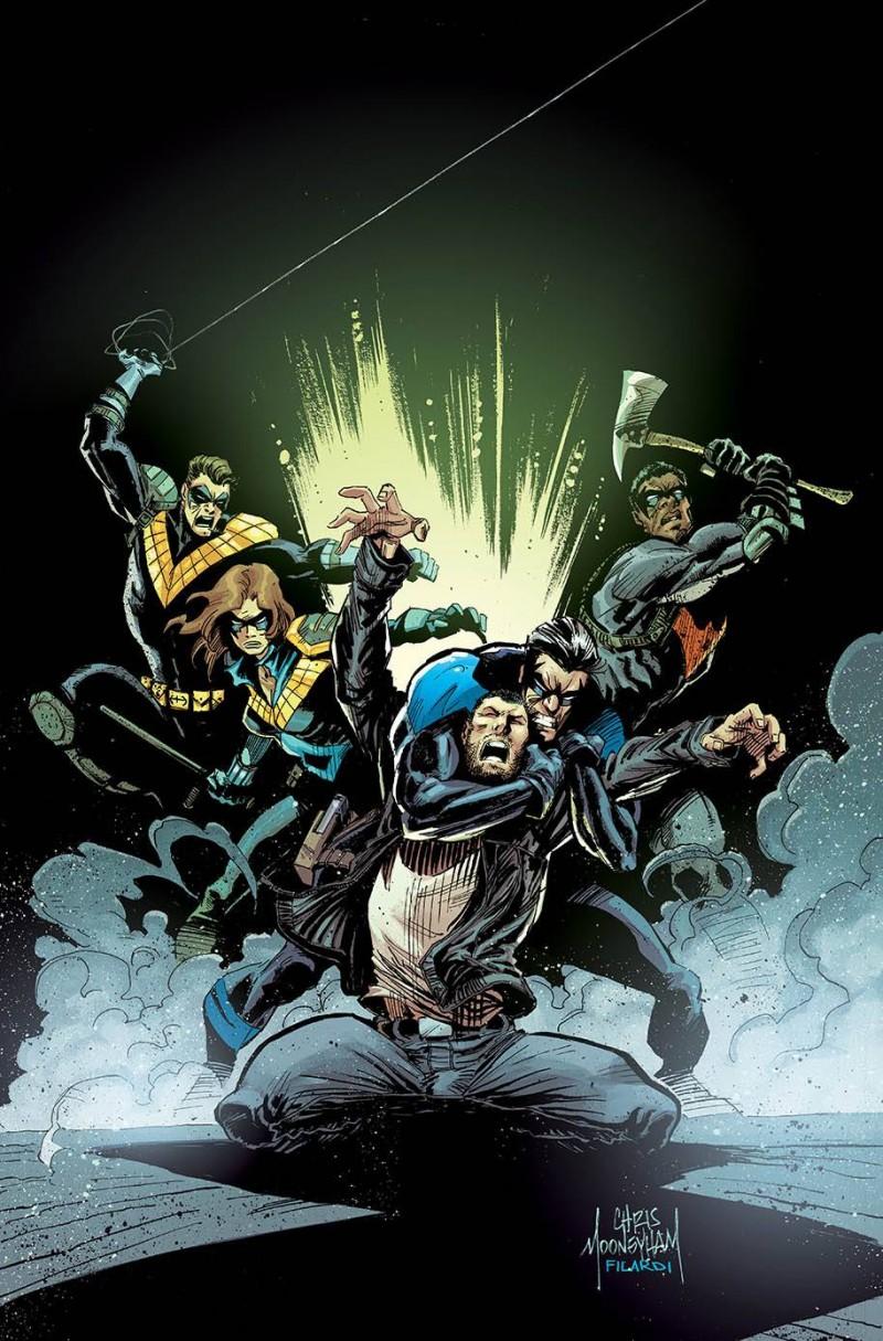 Nightwing V3 #53 CVR A