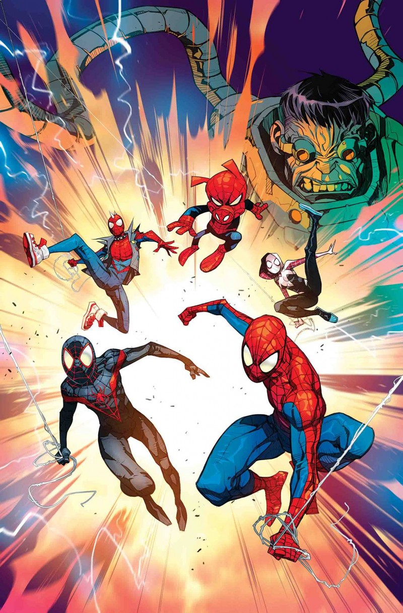 Spider-Man Enter the Spider-verse One-Shot