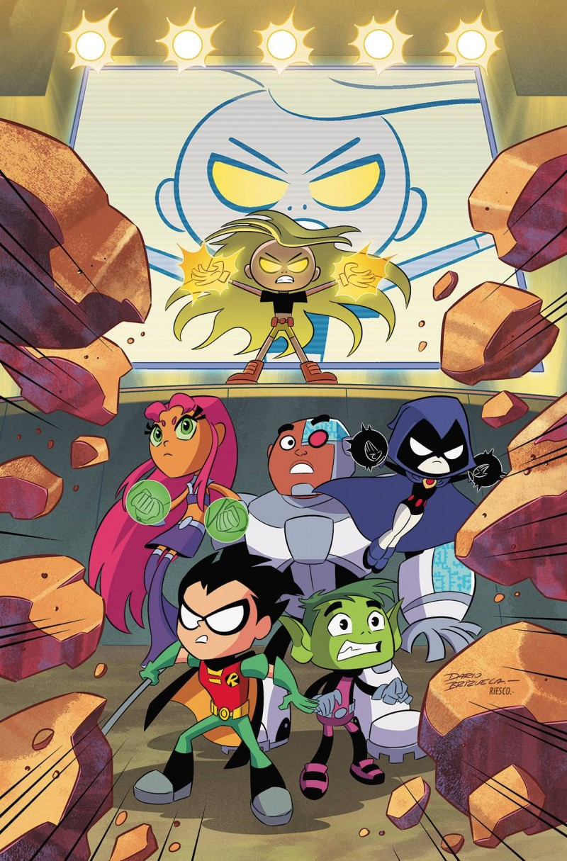 Teen Titans Go  #31