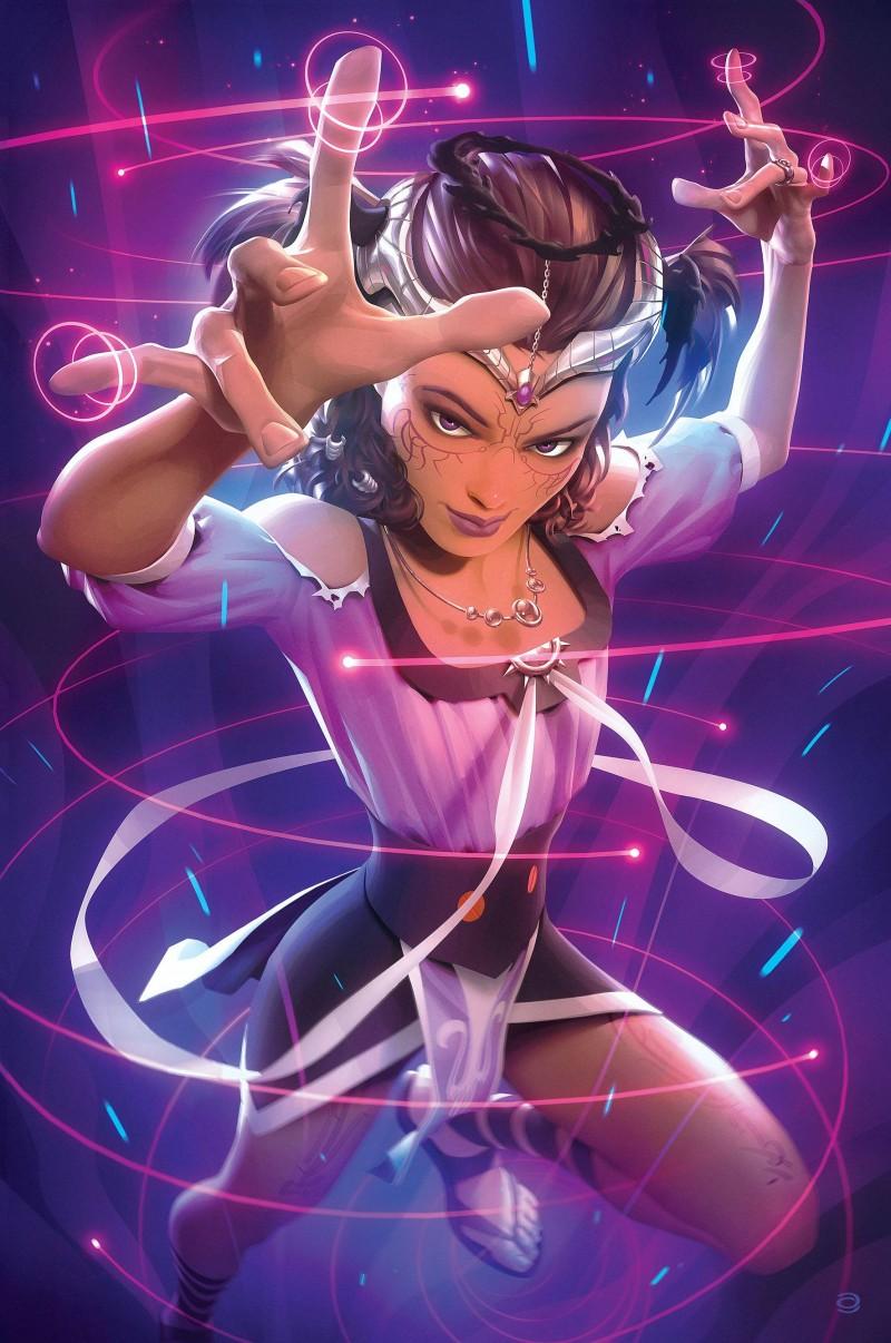 Teen Titans  #24 CVR B