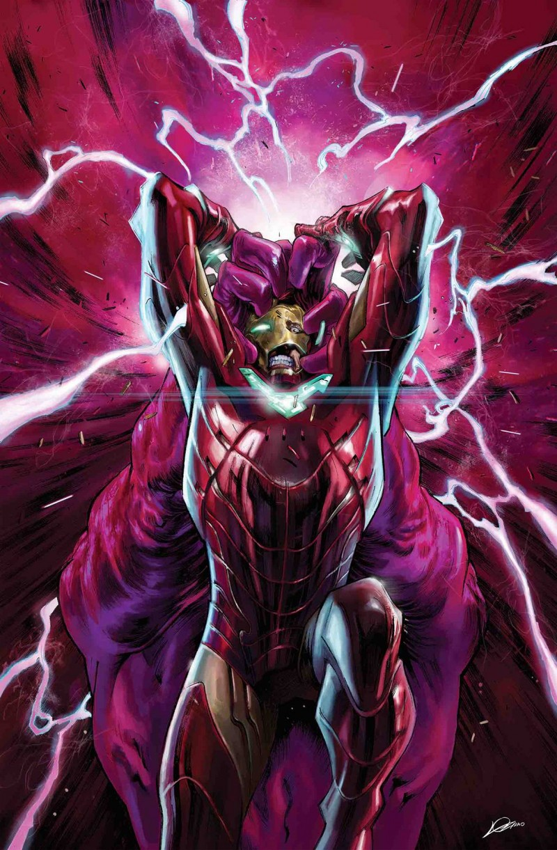 Tony Stark Iron Man #6