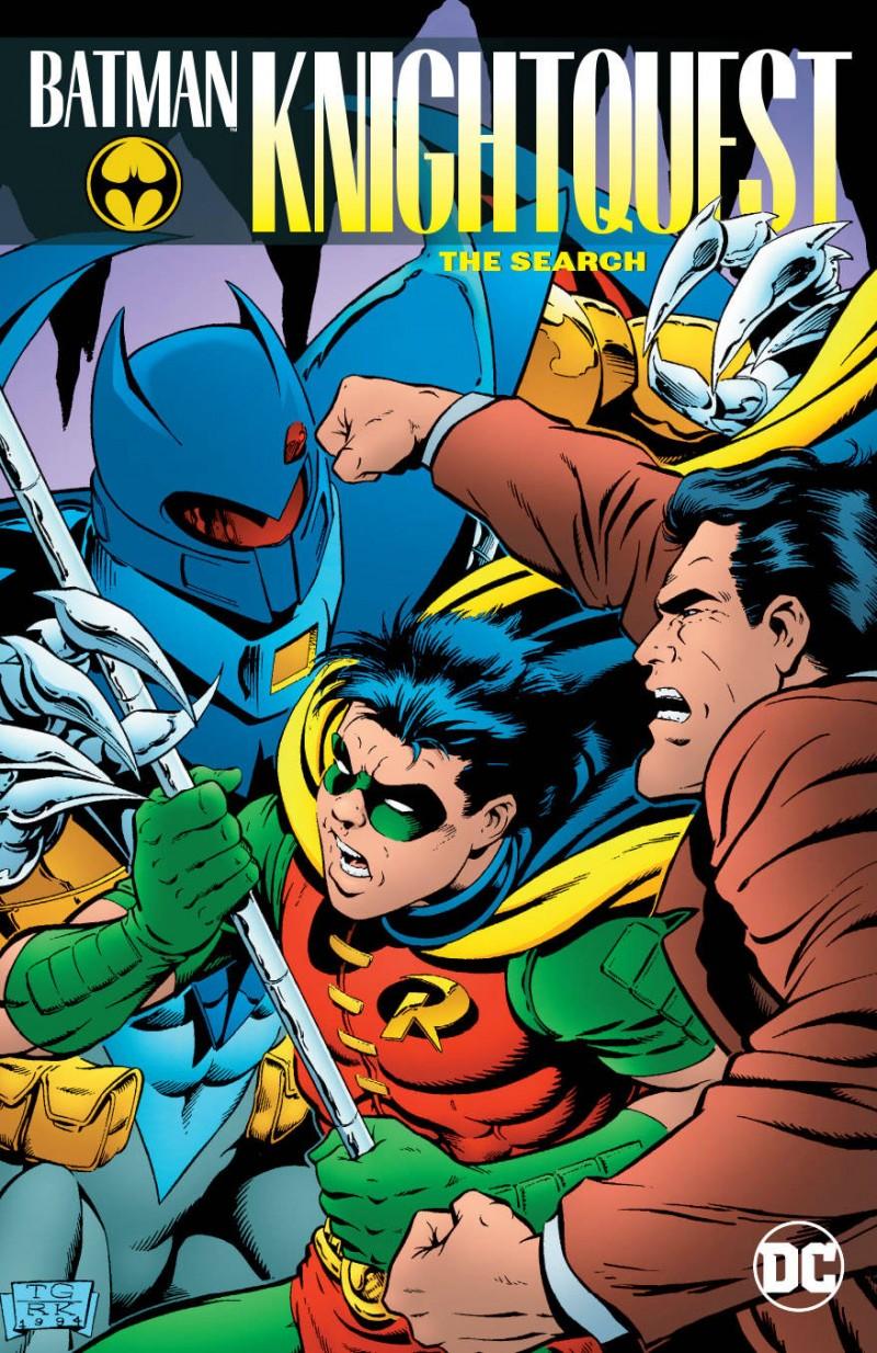 Batman TP Knightquest the Search