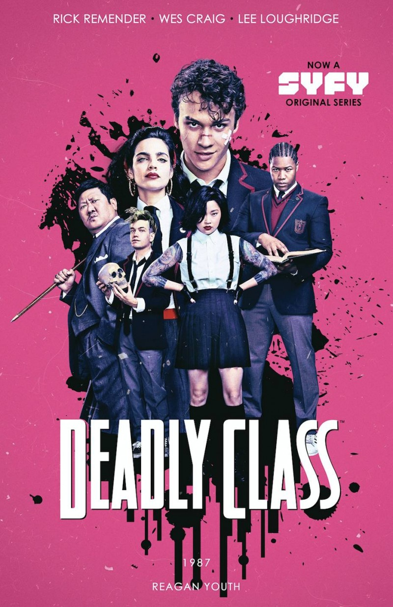 Deadly Class TP V1 New Edition