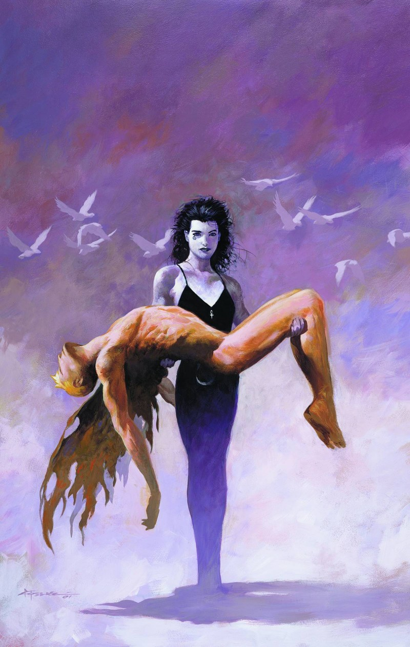 Lucifer TP Deluxe Edition