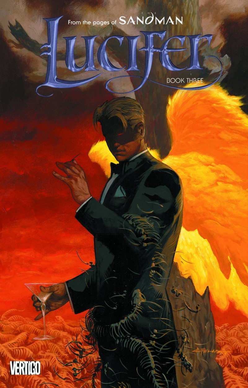 Lucifer TP Deluxe Edition V3