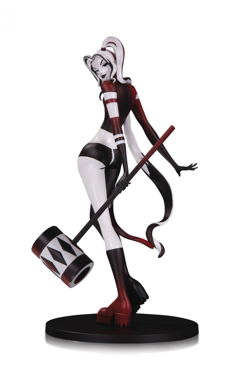 DC Direct Artists Alley Sho Murase PVC Figure Harley