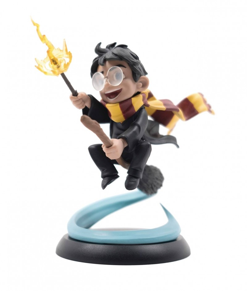 Q-Figure Harry Potter Harrys First Flight