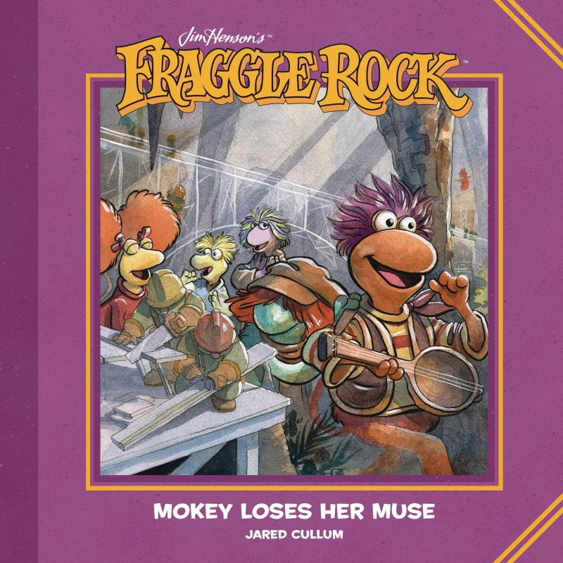 Fraggle Rock HC Mokey Loses Her Muse