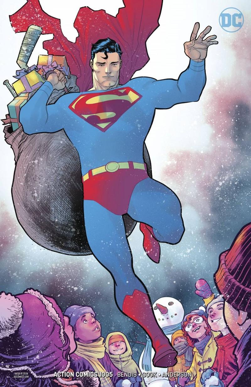Action Comics #1005 CVR B