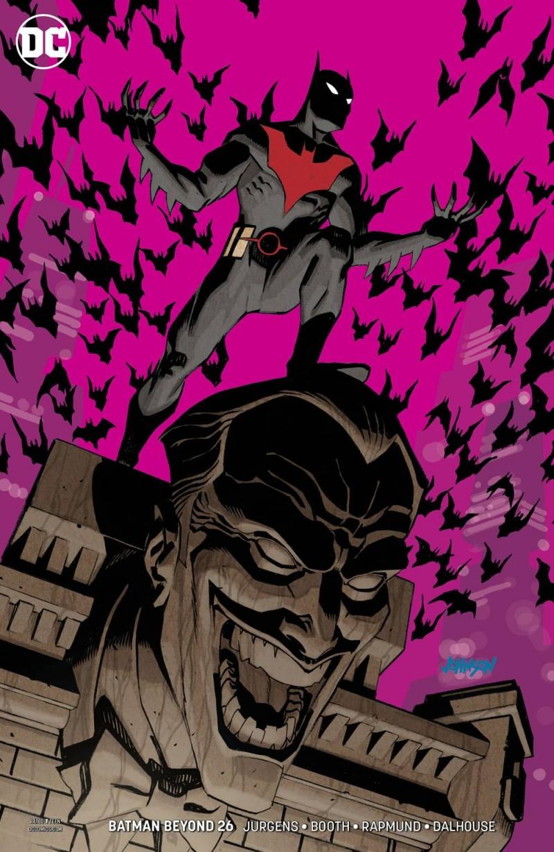 Batman Beyond V6 #26 CVR B