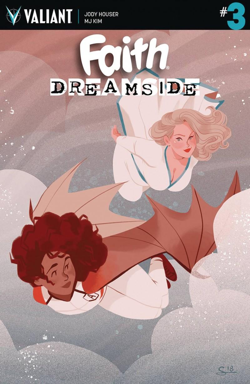 Faith Dreamside #3 CVR B Meynet