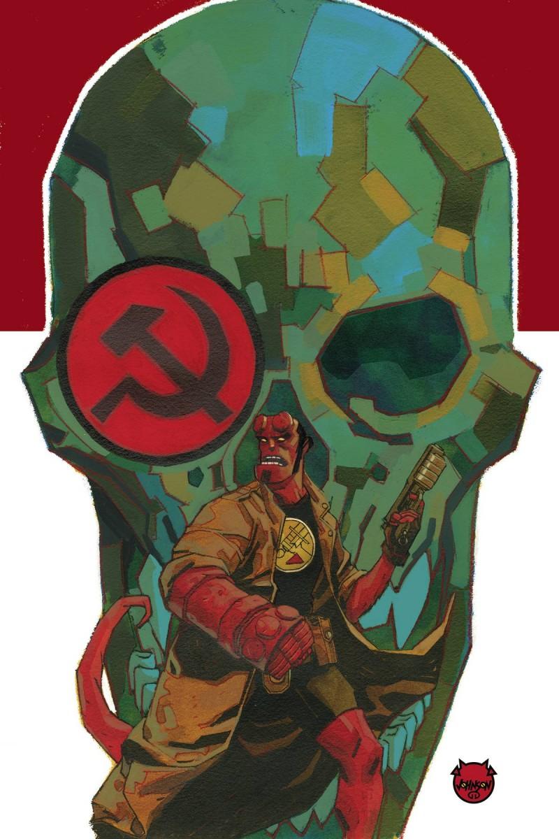 Hellboy and BPRD 1956 #1