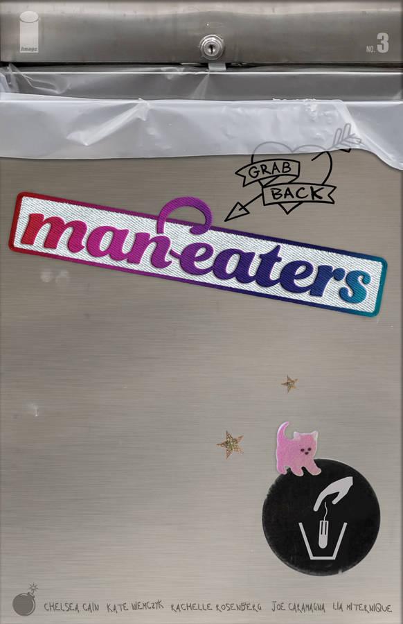 Man-Eaters #3 CVR B