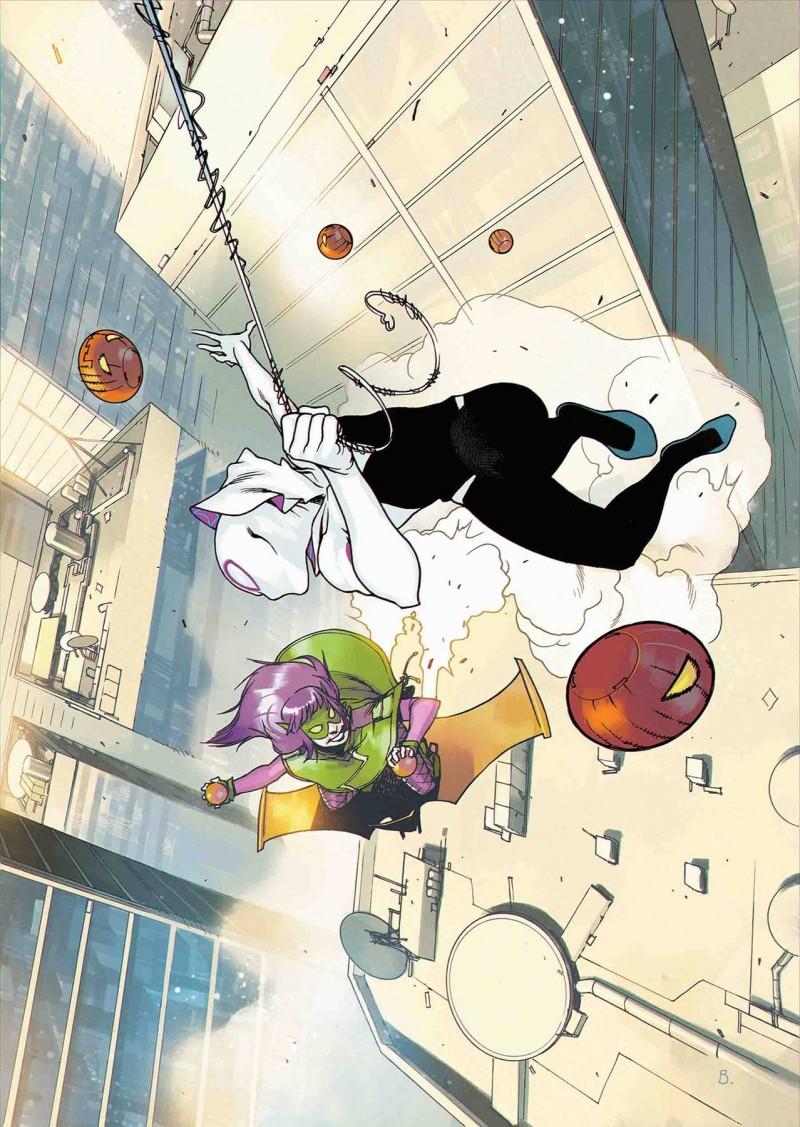 Spider-Gwen Ghost Spider #2