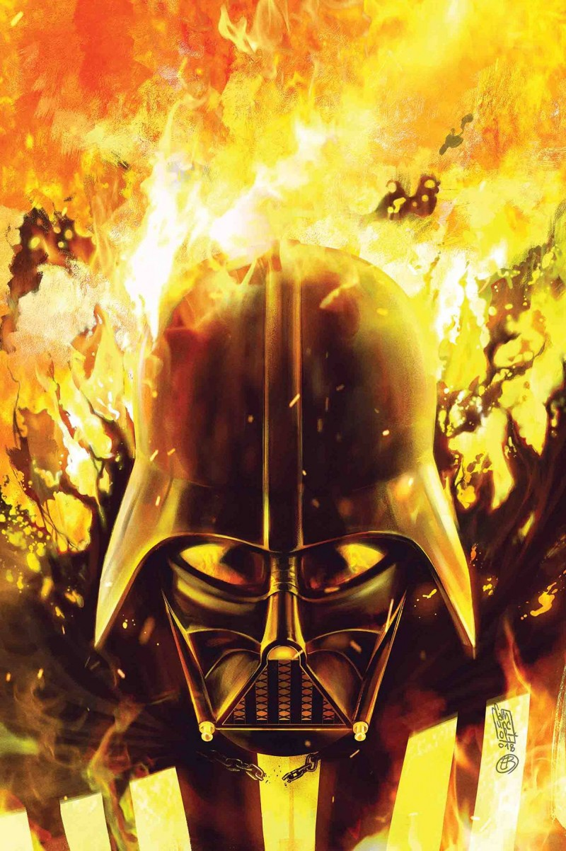 Star Wars Darth Vader V2 #24