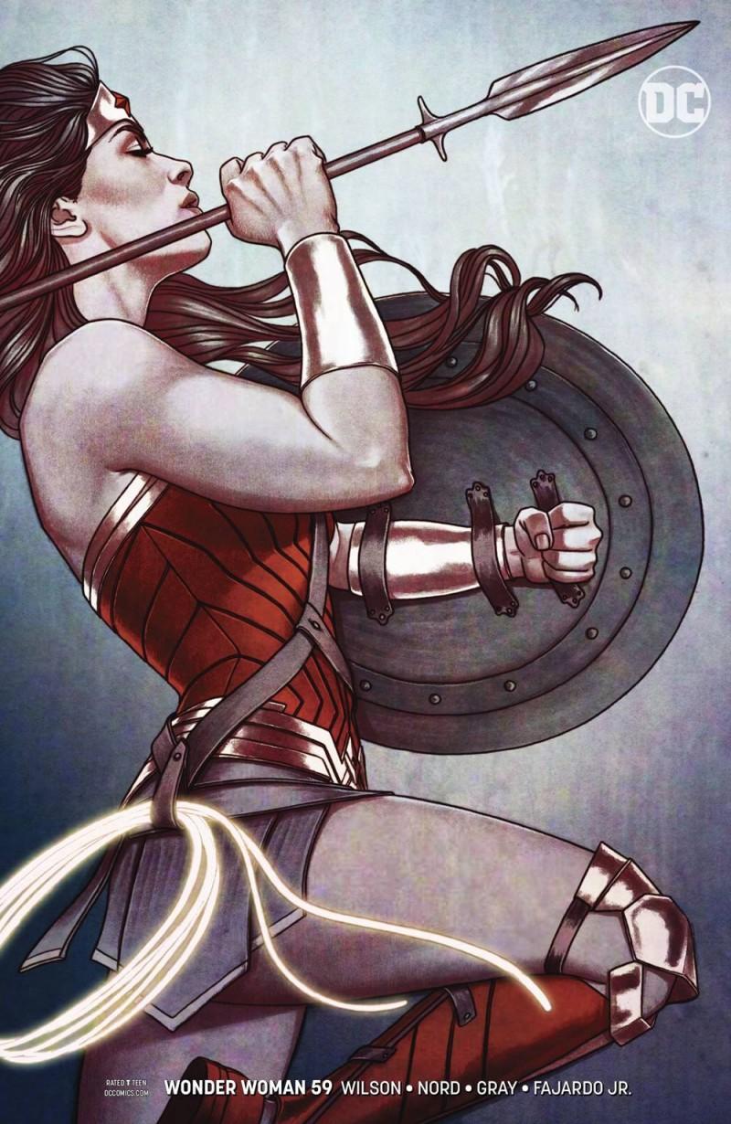 Wonder Woman V5 #59 CVR B