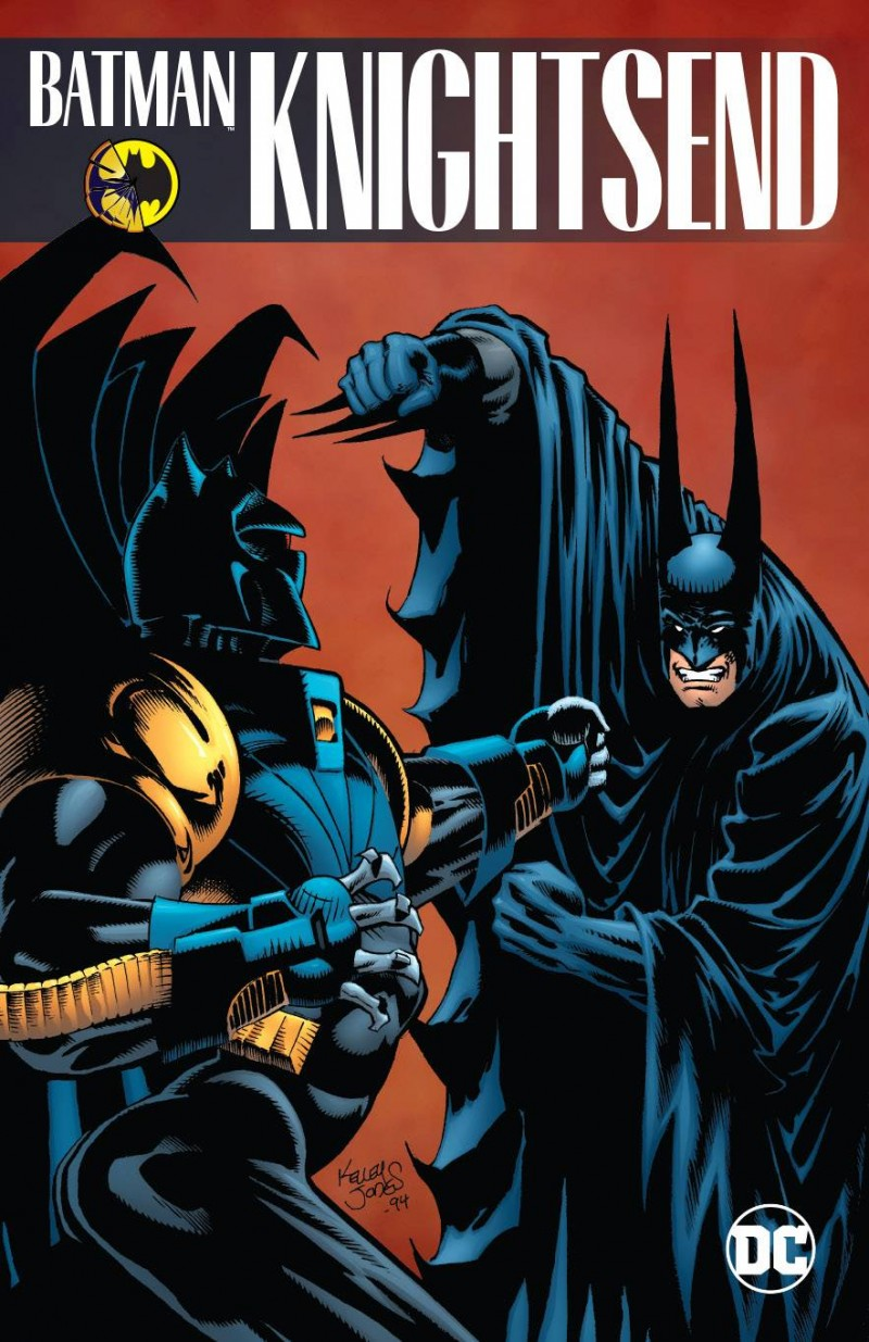 Batman TP Knightsend