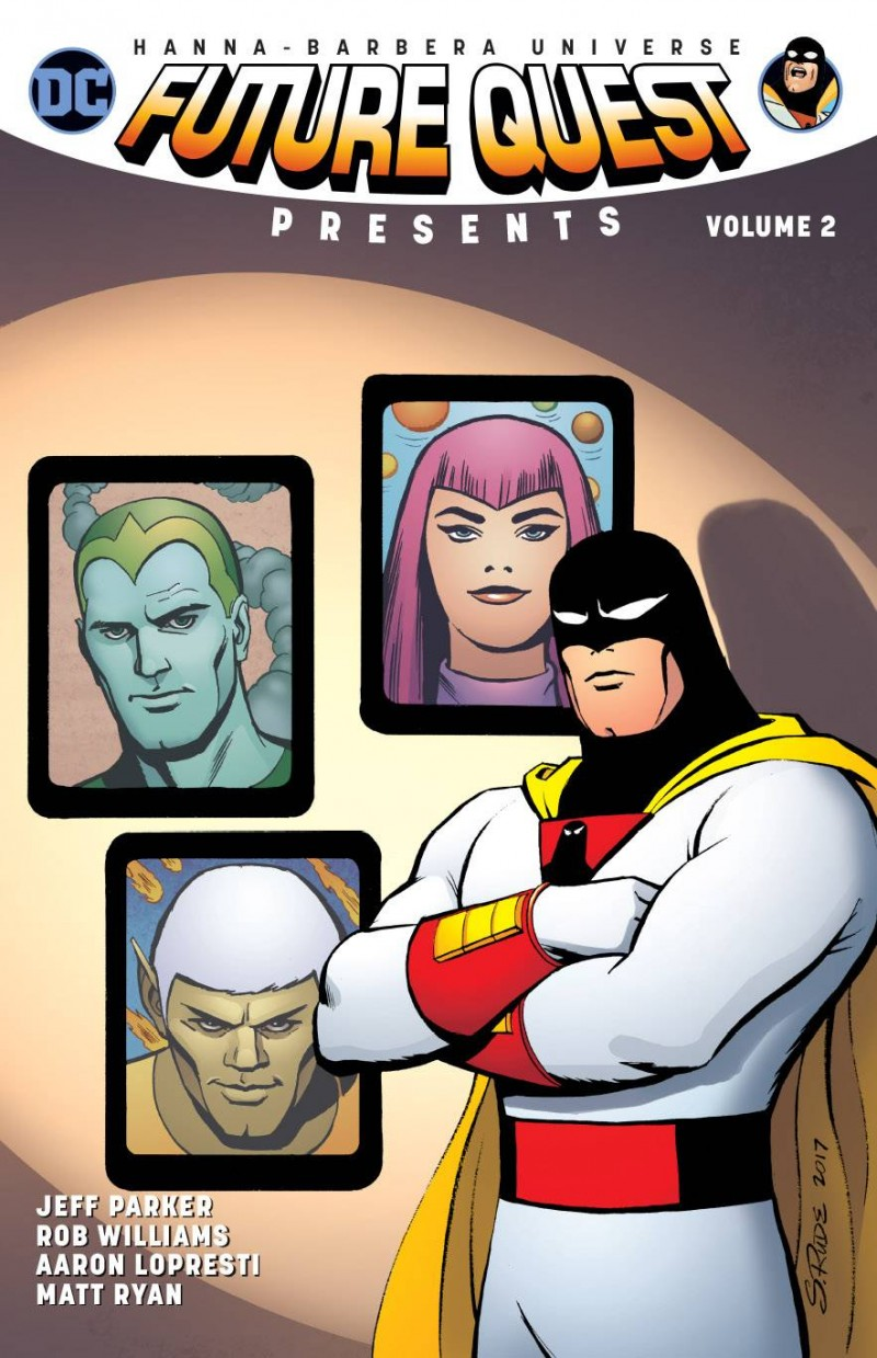 Future Quest Presents TP