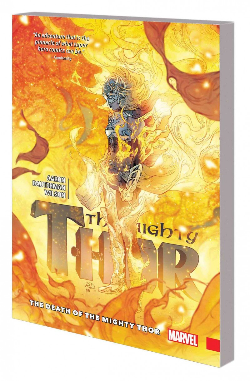 Mighty Thor TP  Death of the Mighty Thor