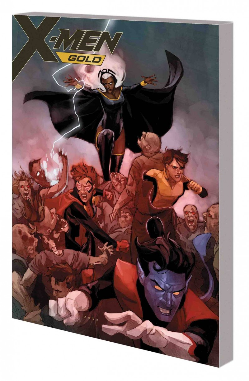 X-Men Gold TP V7 Godwar