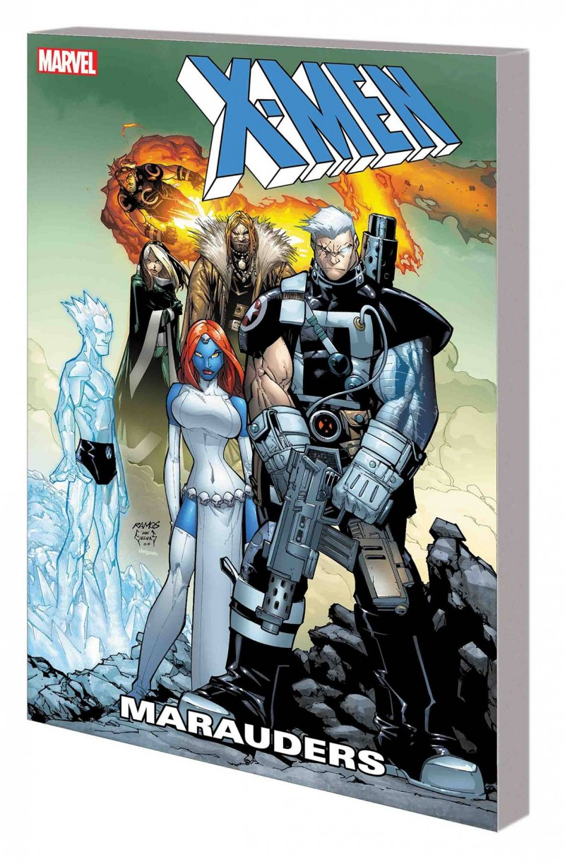 X-Men TP Marauders