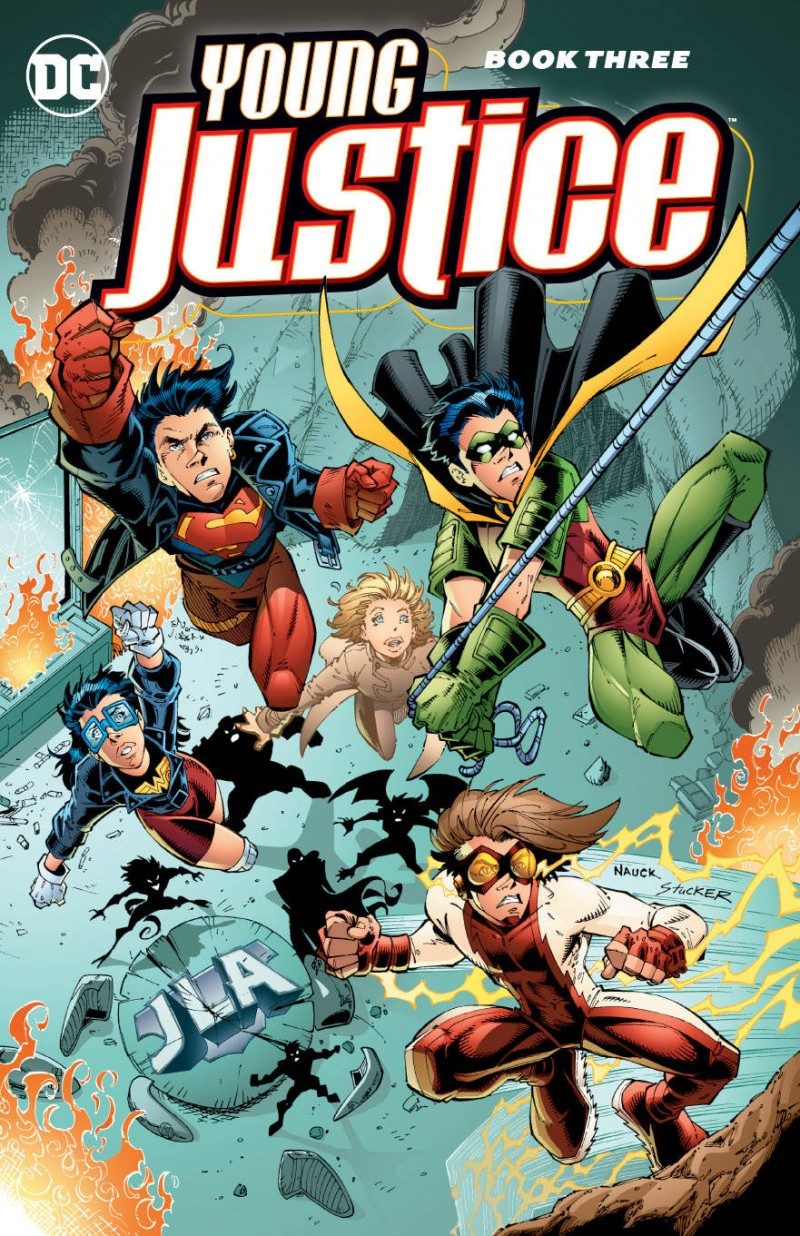 Young Justice TP Deluxe Edition V3