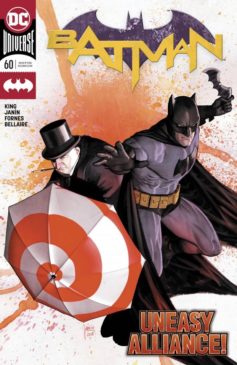 Batman V3 #60 CVR A