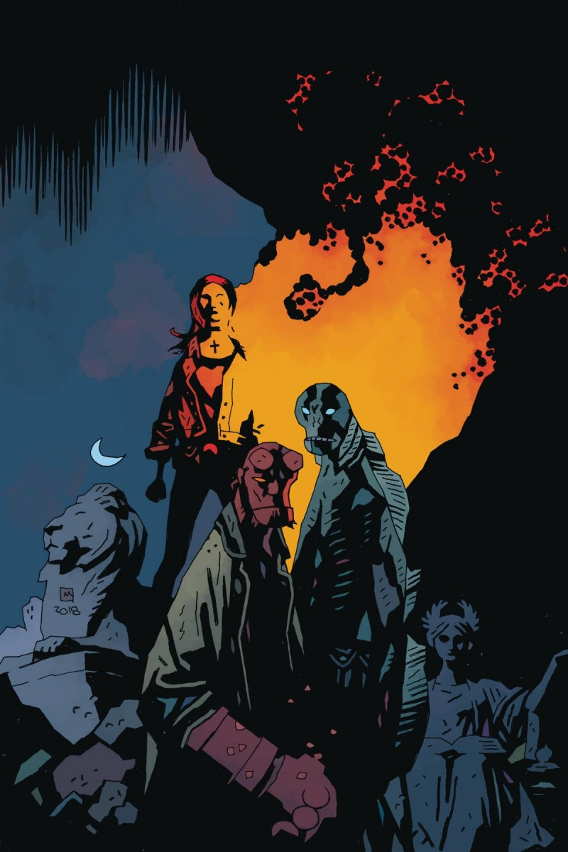 BPRD Devil You Know #11 CVR A