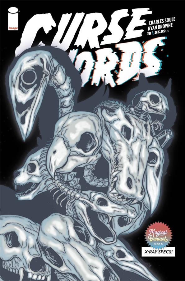 Curse Words #18 CVR B X-ray Specs Browne