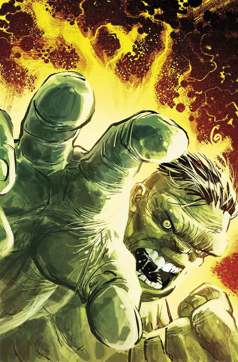 Defenders One-Shot Immortal Hulk